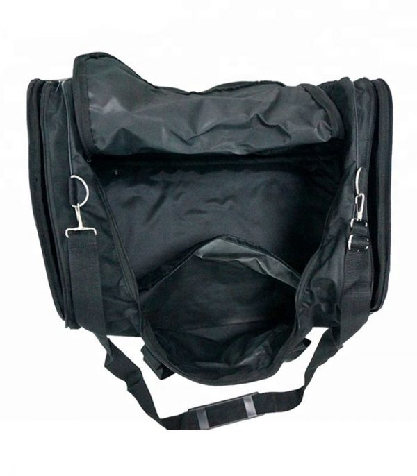 Black Duffle Gym Bag Manufacturer