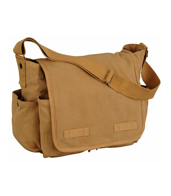 Wholesale Classic Army Custom Messenger Bag