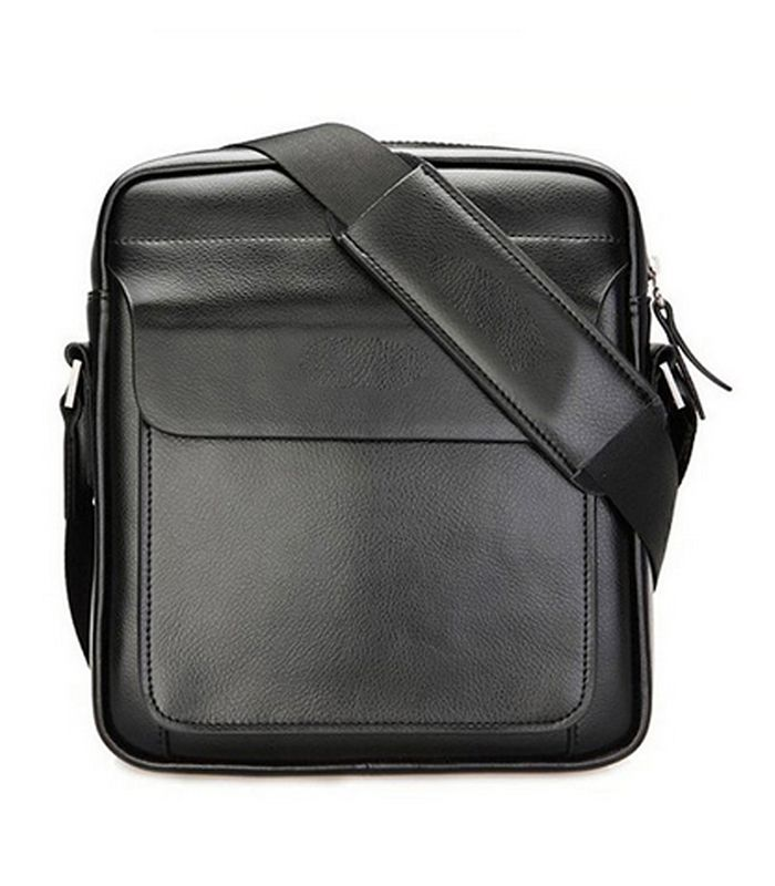 Custom Cross-body Mens Leather Messenger Bag Manufacturer