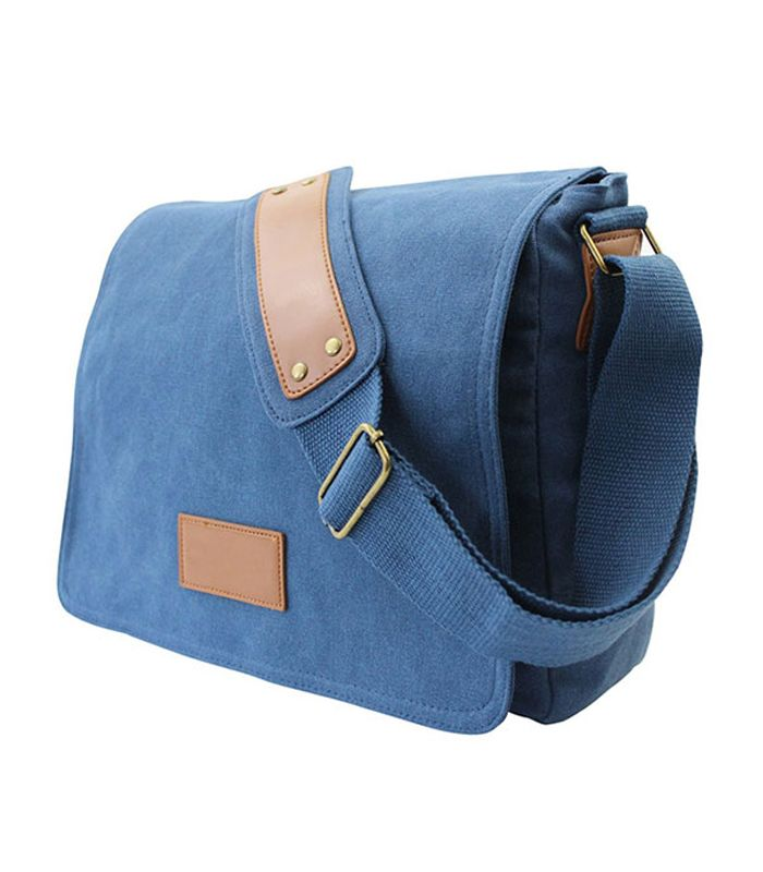 Durable Shoulder Strap Canvas Messenger Bag Manufacturer