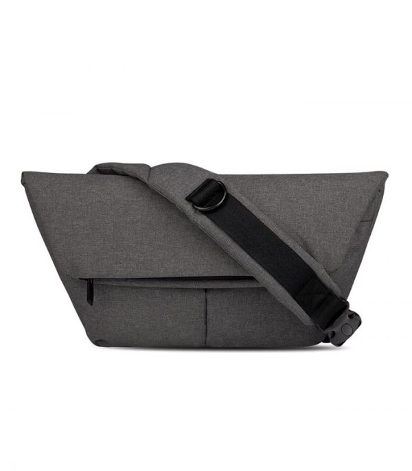 Gray Casual Military Messenger Bag Manufacturer