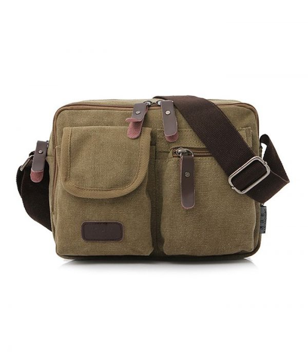 Wholesale High Quality Shopping Side Messenger Bag