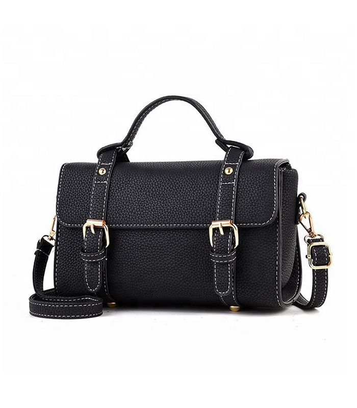 Wholesale Hot Sell PU Messenger Bag