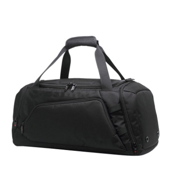 Multifunction Waterproof Black Gym Bag Manufacturer