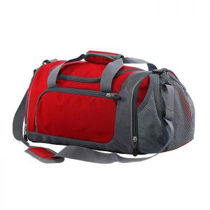Red Custom Design Travel Bag Manufacturer