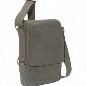 Vintage Canvas Military Messenger Bag Manufacturer