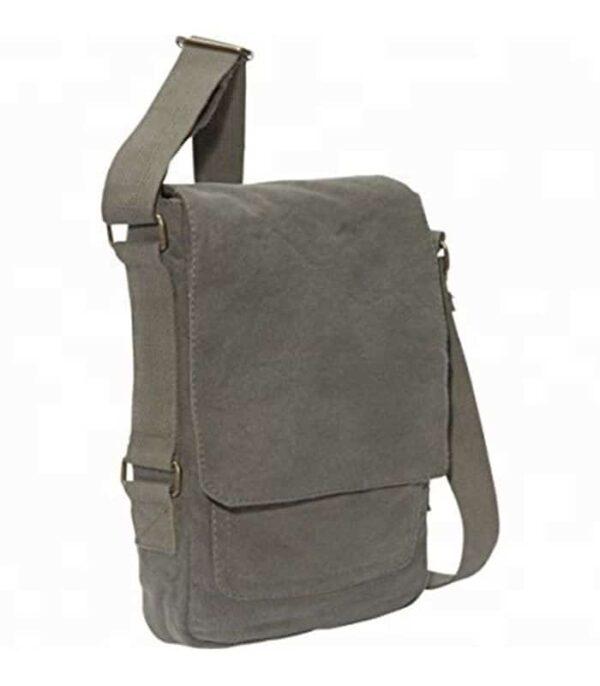 Vintage Canvas Military Messenger Bag Manufacturer