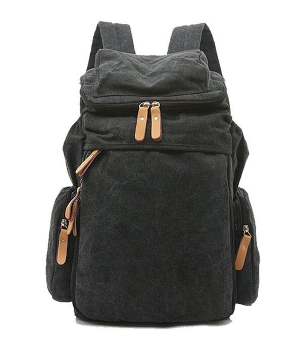 Vintage Durable Canvas Backpack Manufacturer
