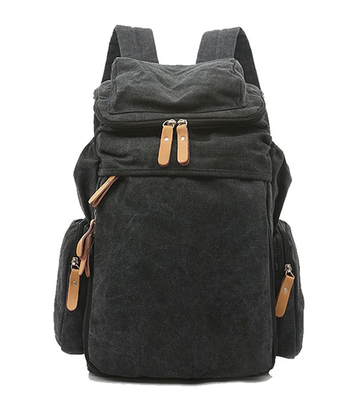 Vintage Durable Canvas Backpack Manufacturer