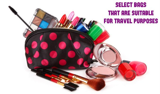 Cosmetic Bags Wholesale Supplier
