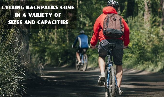 Cycling Backpacks Manufacturers