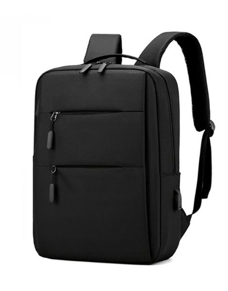 custom travel safe durable backpack with USB charging port