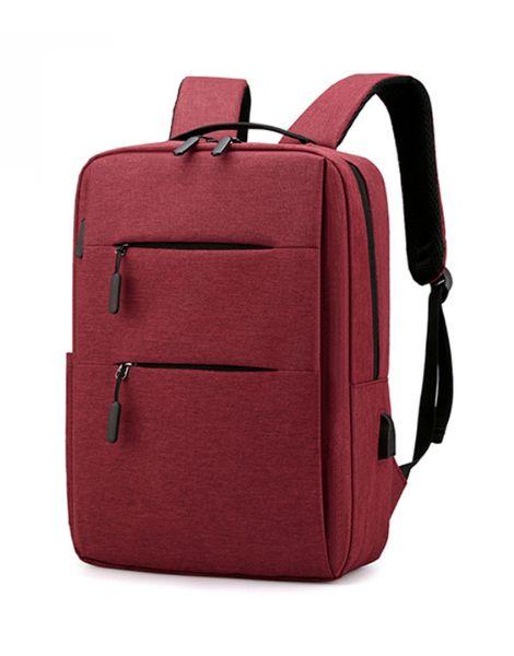 bulk travel safe durable backpack with USB charging port