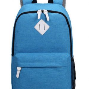 wholesale polyester zipper backpack bags