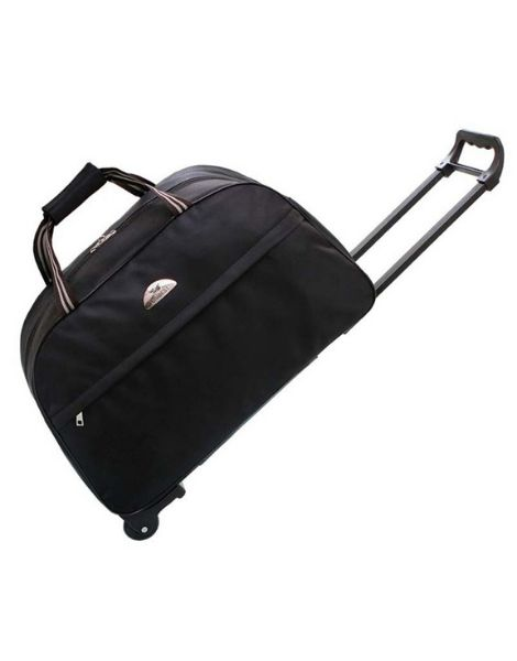 wholesale polyester zipper travel bags
