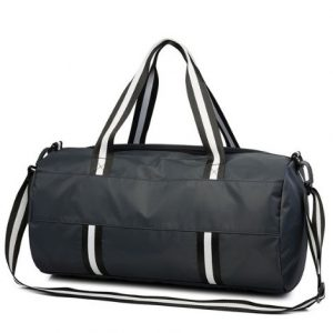 wholesale bulk waterproof polyester gym bags for men