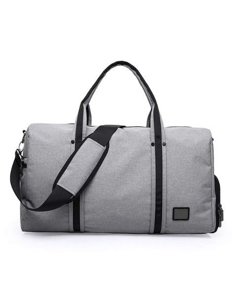 wholesale lightweight polyester gym bag manufacturers