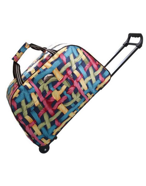 custom polyester zipper travel bags manufacturers