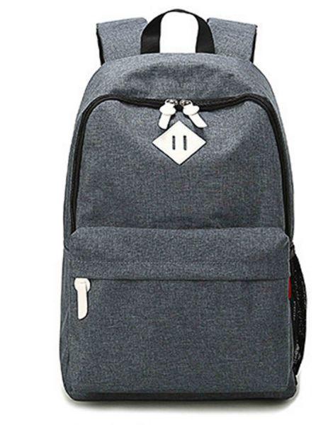 bulk polyester zipper backpack bags