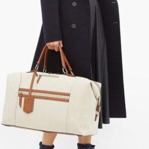 bulk waterproof leather travel bags