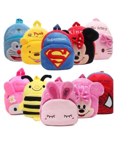 bulk cute animation kids bags