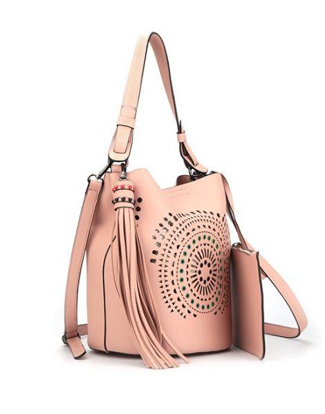 wholesale PU leather ladies hobo bags