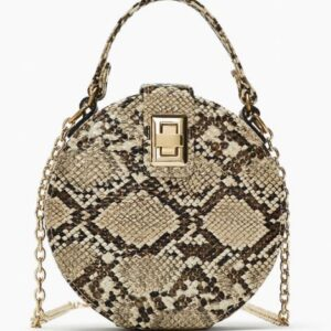 wholesale bulk round shaped ladies shoulder bags with chain