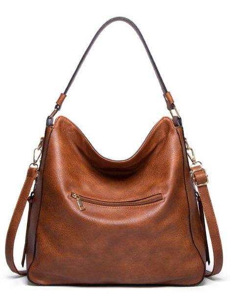 wholesale pu leather ladies satchel handbags manufacturers