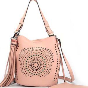 bulk PU leather ladies hobo bags