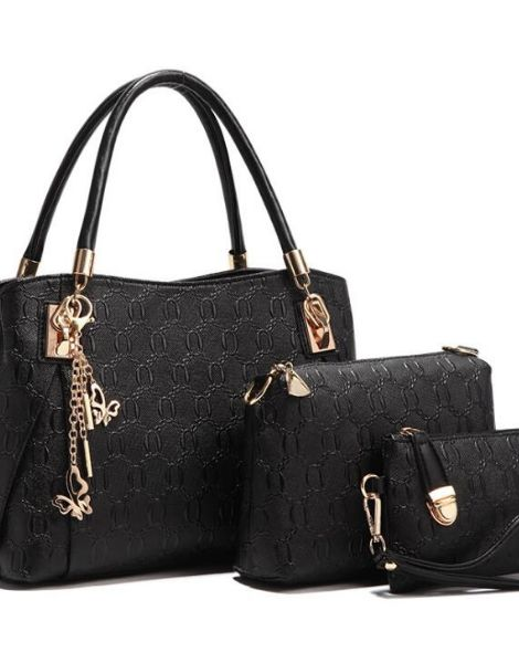 bulk polyester casual ladies handbag