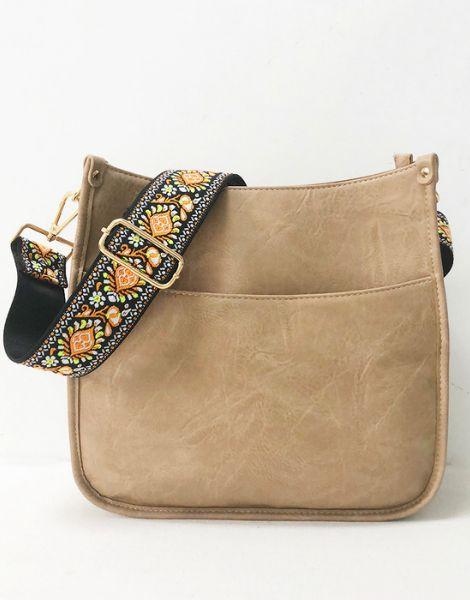 bulk polyester casual women sling bags