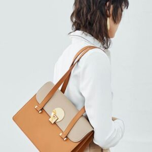 bulk polyester leather ladies beach bag