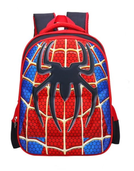 custom 3D cartoon kids school bags manufacturers