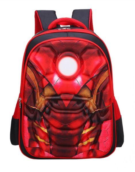 bulk 3D cartoon kids school bags